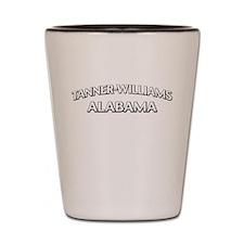 Tanner-Williams Alabama Shot Glass