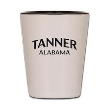 Tanner Alabama Shot Glass