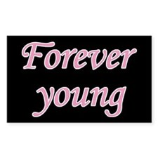 Forever Young Decal