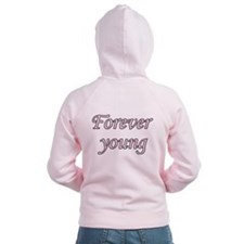 Forever Young Zip Hoodie