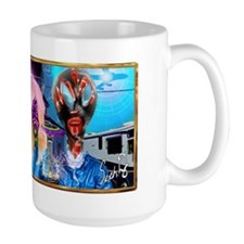 Alien Evasion - Remastered Mug
