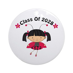 2028 Class Ornament (Round)