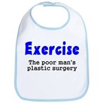 Exercise The Poor Man's Plast Bib