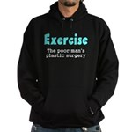 Exercise The Poor Man's Plast Hoodie (dark)