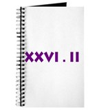 XXVI.2 Sans Serif Journal