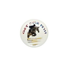 Get over It!!! Mini Button (10 pack)
