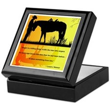 Louis L'Amour Keepsake Box