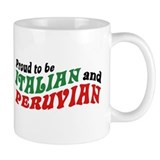 Italian and Peruvian Small Mug