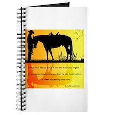 Releasing Anger Journal