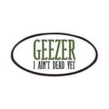 Geezer Patches