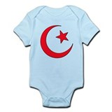 Crescent Moon Onesie