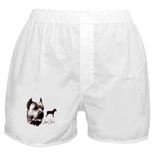 Cane Corso on Boxer Shorts