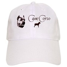 Cane Corso on Baseball Cap