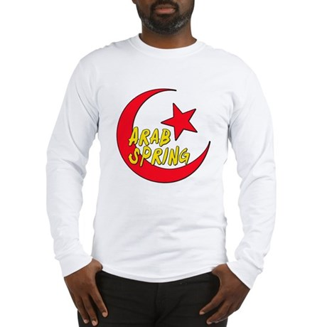 Arab Spring Long Sleeve T-Shirt