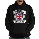 Oxford England Hoodie