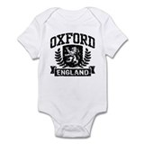 Oxford England Infant Bodysuit