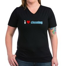 I Love Cleaning Shirt