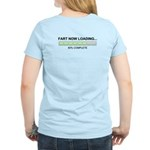 Fart Now Loading Women's Light T-Shirt