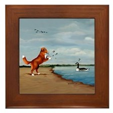 Toller Framed Tile