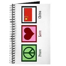 Peace Love China Journal