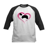 Heart Border Collies Tee