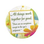 "ACIM-All Things Work Together 3.5"" Button"