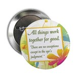 "ACIM-All Things Work Together 2.25"" Button (1"