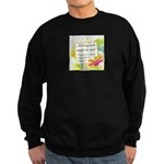 ACIM-All Things Work Together Sweatshirt (dark)
