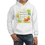 ACIM-All Things Work Together Hooded Sweatshirt