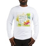 ACIM-All Things Work Together Long Sleeve T-Shirt