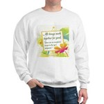 ACIM-All Things Work Together Sweatshirt