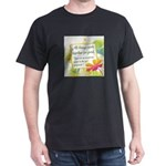 ACIM-All Things Work Together Dark T-Shirt