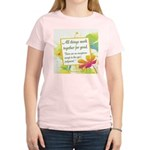 ACIM-All Things Work Together Women's Light T-Shir