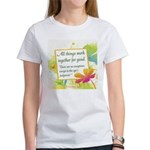 ACIM-All Things Work Together Women's T-Shirt