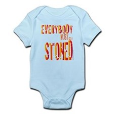Everybody Must Get Stoned/Dyl Onesie
