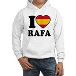 I Love Rafa Nadal Hooded Sweatshirt