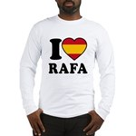 I Love Rafa Nadal Long Sleeve T-Shirt
