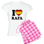 I Love Rafa Nadal Women's Light Pajamas