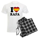 I Love Rafa Nadal Men's Light Pajamas