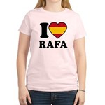 I Love Rafa Nadal Women's Light T-Shirt