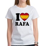 I Love Rafa Nadal Women's T-Shirt
