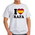 I Love Rafa Nadal Light T-Shirt