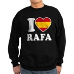 I Love Rafa Nadal Sweatshirt (dark)