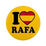 I Love Rafa Nadal 3.5&quot; Button