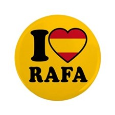 "I Love Rafa Nadal 3.5"" Button"