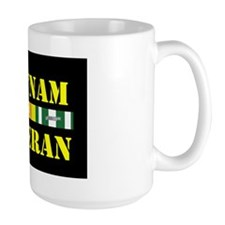 Vietnam Veteran Stickers Mug