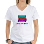 USPS III Women's V-Neck T-Shirt