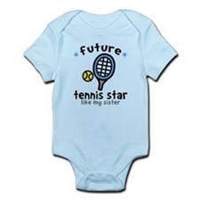 Tennis - Sister Infant Bodysuit