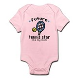Tennis - Mom Infant Bodysuit
