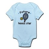 Future Tennis Star Infant Bodysuit